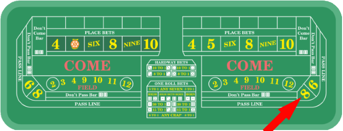 Lay betting in craps if two rules on horse racing betting strategy