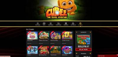 BoVegas has a great selection of casino games