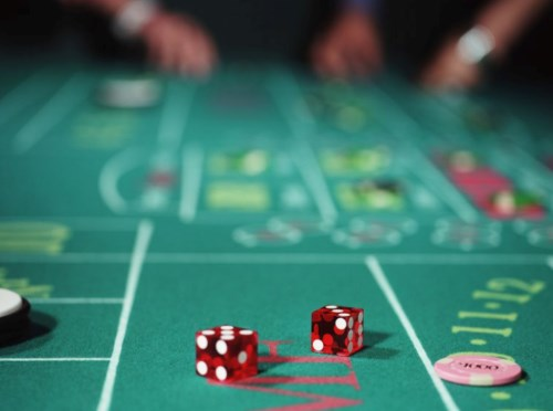 Knowing how to bet on craps is essential.