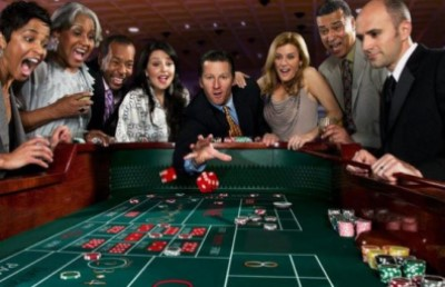 How to behave when playing Craps